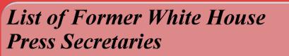 ListofWHPressSecretaries_Banner_Scaled